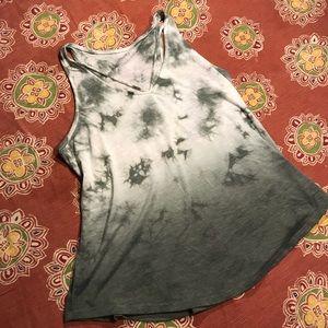 Mudd tie dye tank